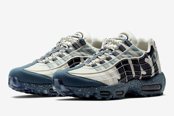 "promo code 4c7f3 aadeb A Japan Exclusive Nike Air Max 95 ""Mt. Fuji"" Is Coming Soon"
