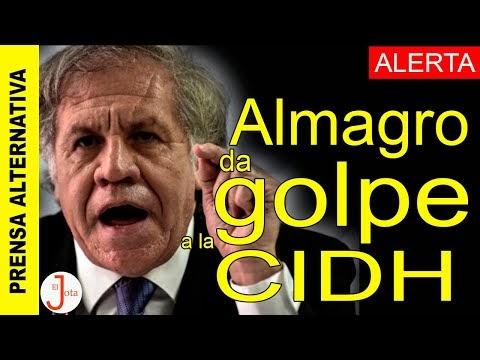 Luis Almagro, da golpe a la institucionalidad de la Comisión Interameric...