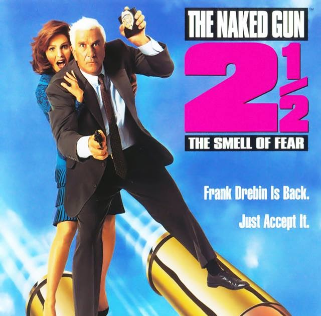 The Naked Gun 2½: The Smell of Fear (1991) Italian