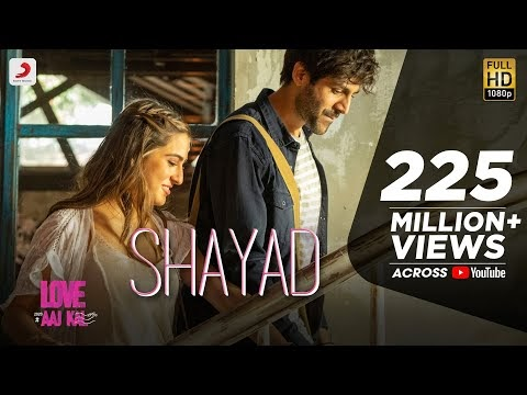 Shayad Lyrics - Love Aaj Kal   शायद Lyrics in Hindi