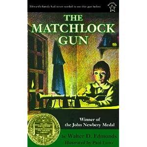The Matchlock Gun [MATCHLOCK GUN] [Paperback]
