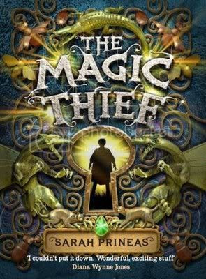 The Magic Theif by Sarah Prineas
