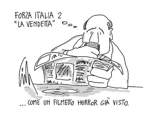 Forza Italia 2 La vendetta by Livio Bonino