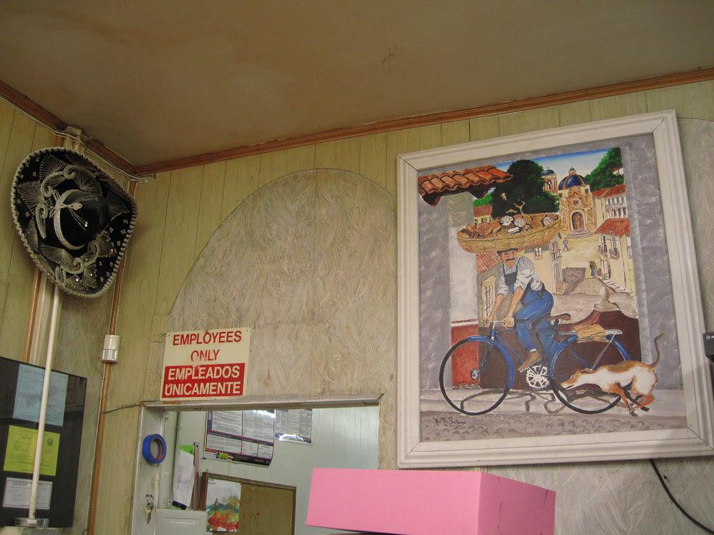Mariachi hat, bici bread hat