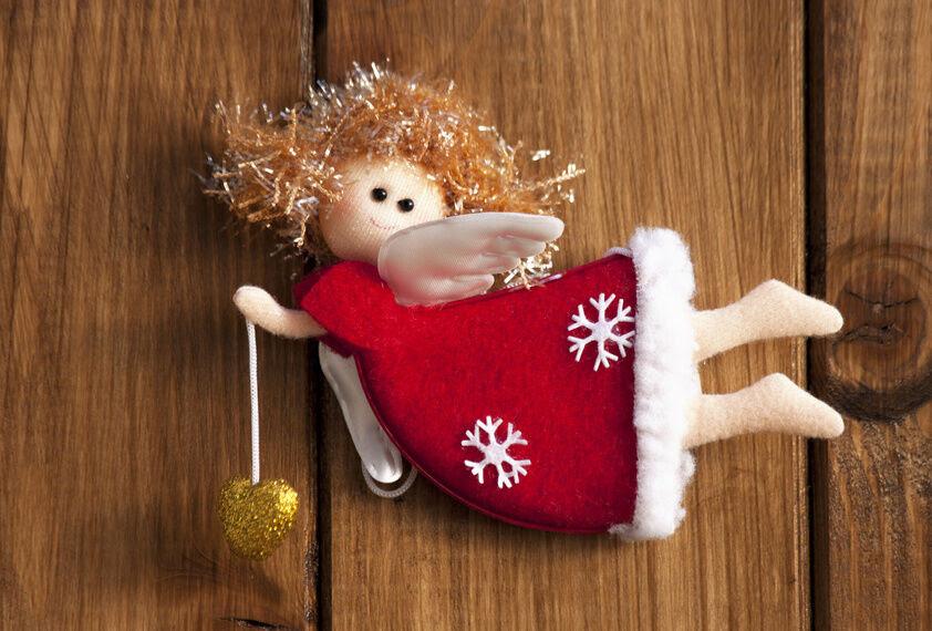 How to Make a Christmas Angel Ornament eBay M7PtPW1z