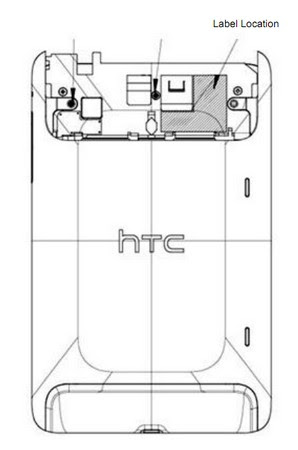 WiFi HTC Flyer hits the FCC, leaves only a line drawing in its wake