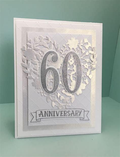 Created by Christine Yoerger. 60th Wedding Anniversary