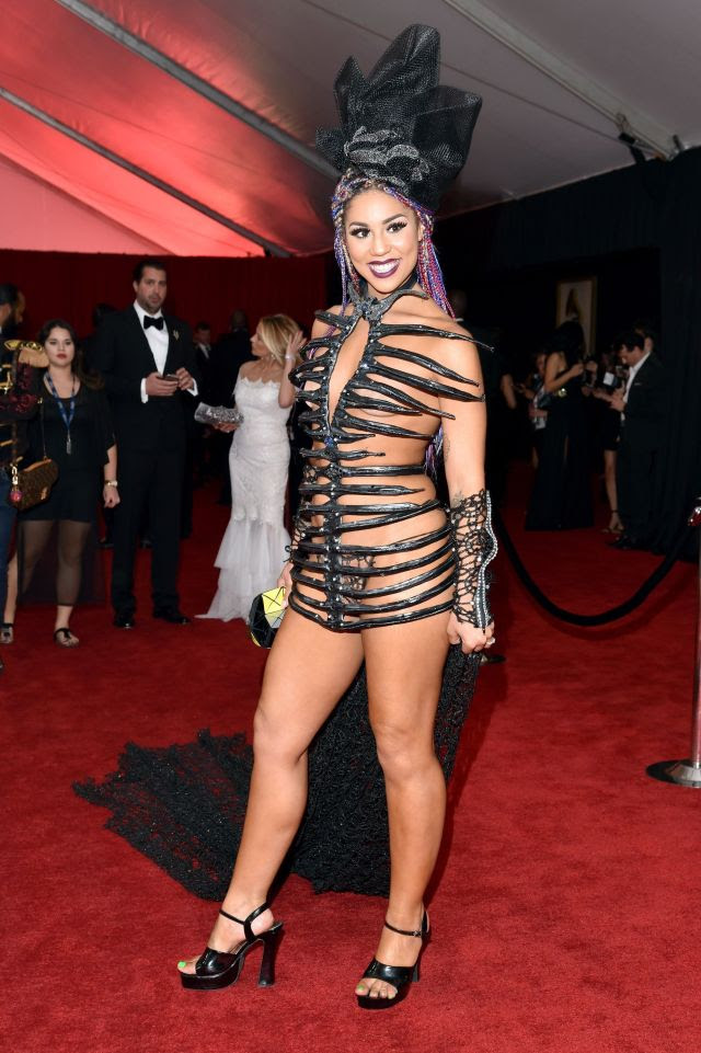 10 Most Outrageous Red Carpet Outfits From The 2016
