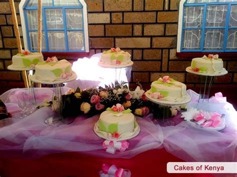 The best Wedding Cakes in Nairobi , Kenya ? At affordable