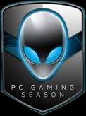Alienware PC gamign season logo