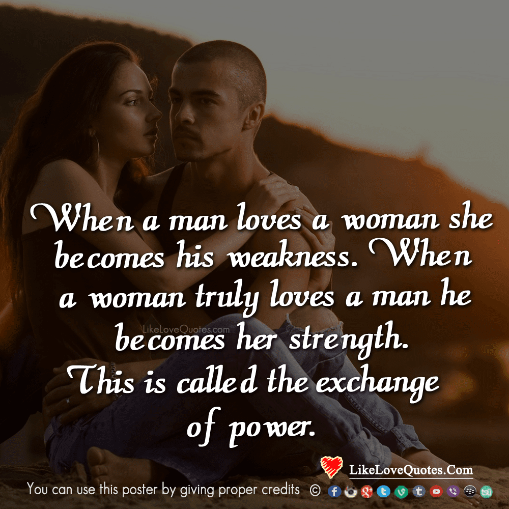 Quotes About A Real Man Loving A Woman Best A Real Woman Loves Her