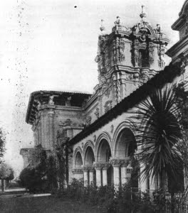 The Canadian Building at the Panama-California International Exposition, San Diego, 1915