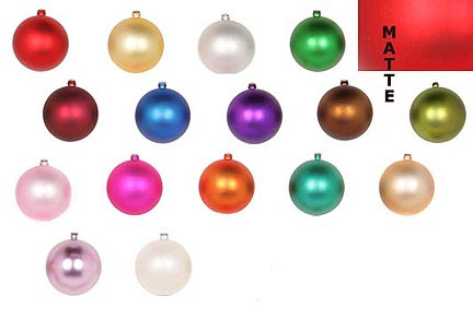 Display It Christmas Ornaments Plastic Wholesale Ornaments