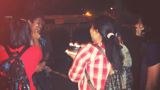 Putra's Birthday Surprise 3