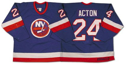 New York Islanders 93-94 jersey