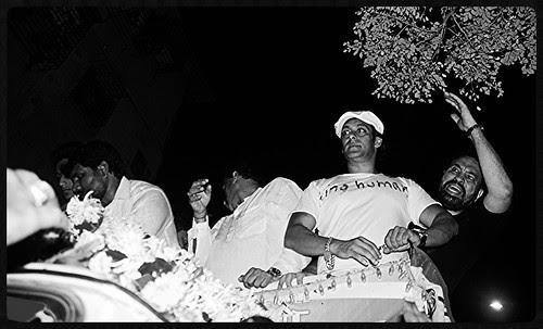 Salman Khan And The Dance Of Democracy...Begins by firoze shakir photographerno1