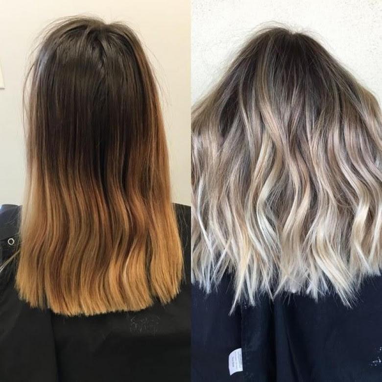 Alerte Tous Les Ombre Hair Les Plus Tendances De La Saison