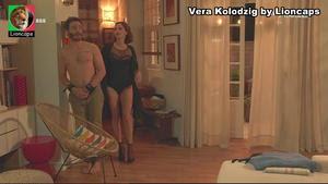 Vera Kolodzig super sensual na novela Valor Vida