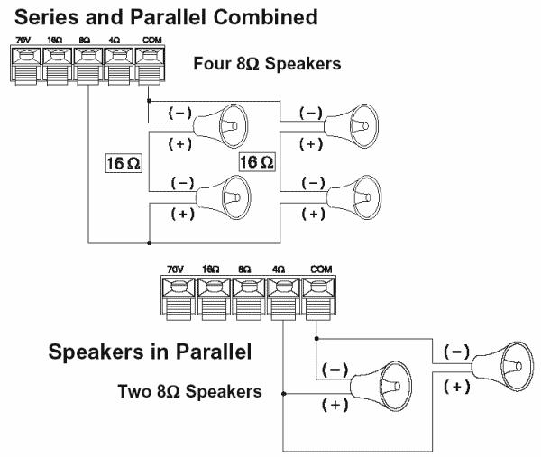 Siren Speaker Wiring Diagram For 2