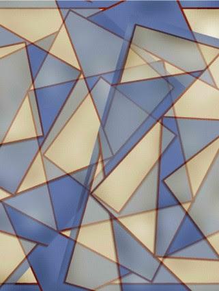 6000 Wallpaper Biru Segitiga HD Terbaik