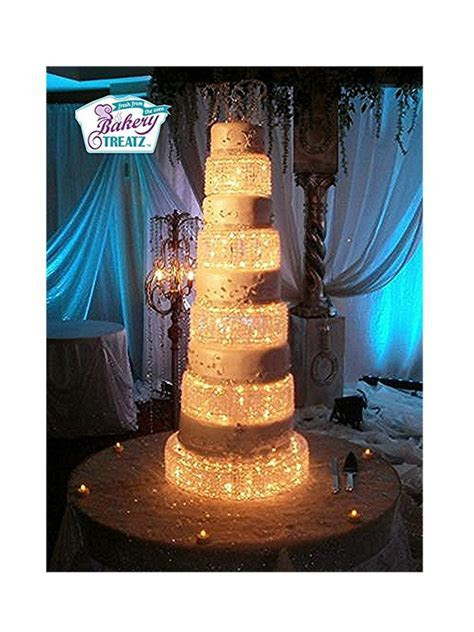 Lighted Fairy Tale Wedding Cake   CakeCentral.com