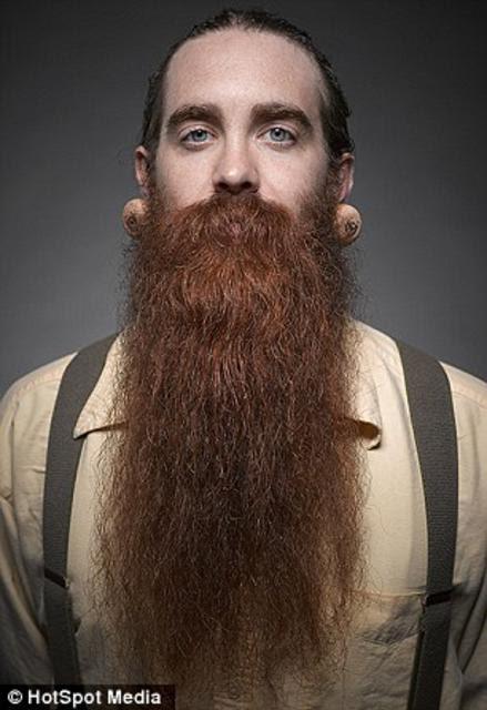 As barbas mais estranhas do mundo http://www.cantinhojutavares.com