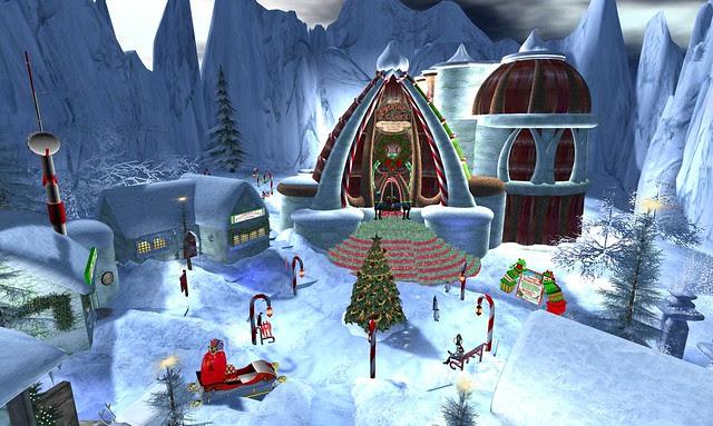 North Pole Village - 01