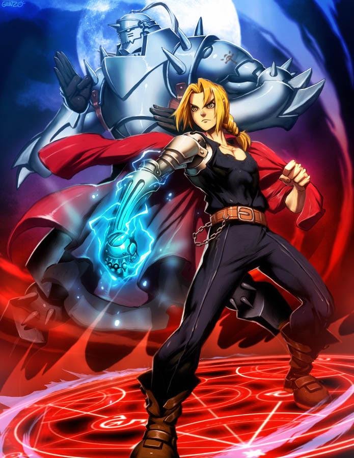 Anime Filler List Fullmetal Alchemist Brotherhood