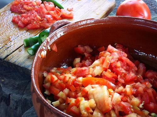 Salsa Mexicana Prep