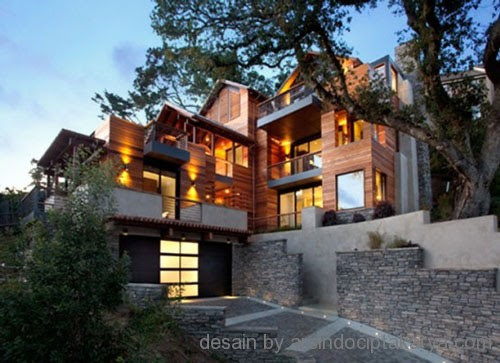90 Foto Desain Rumah Villa HD Paling Keren Download Gratis