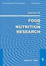 Food And Nutrition Research Journal