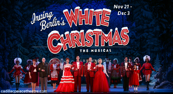 New Christmas Musicals 2021 White Christmas White Christmas Musical