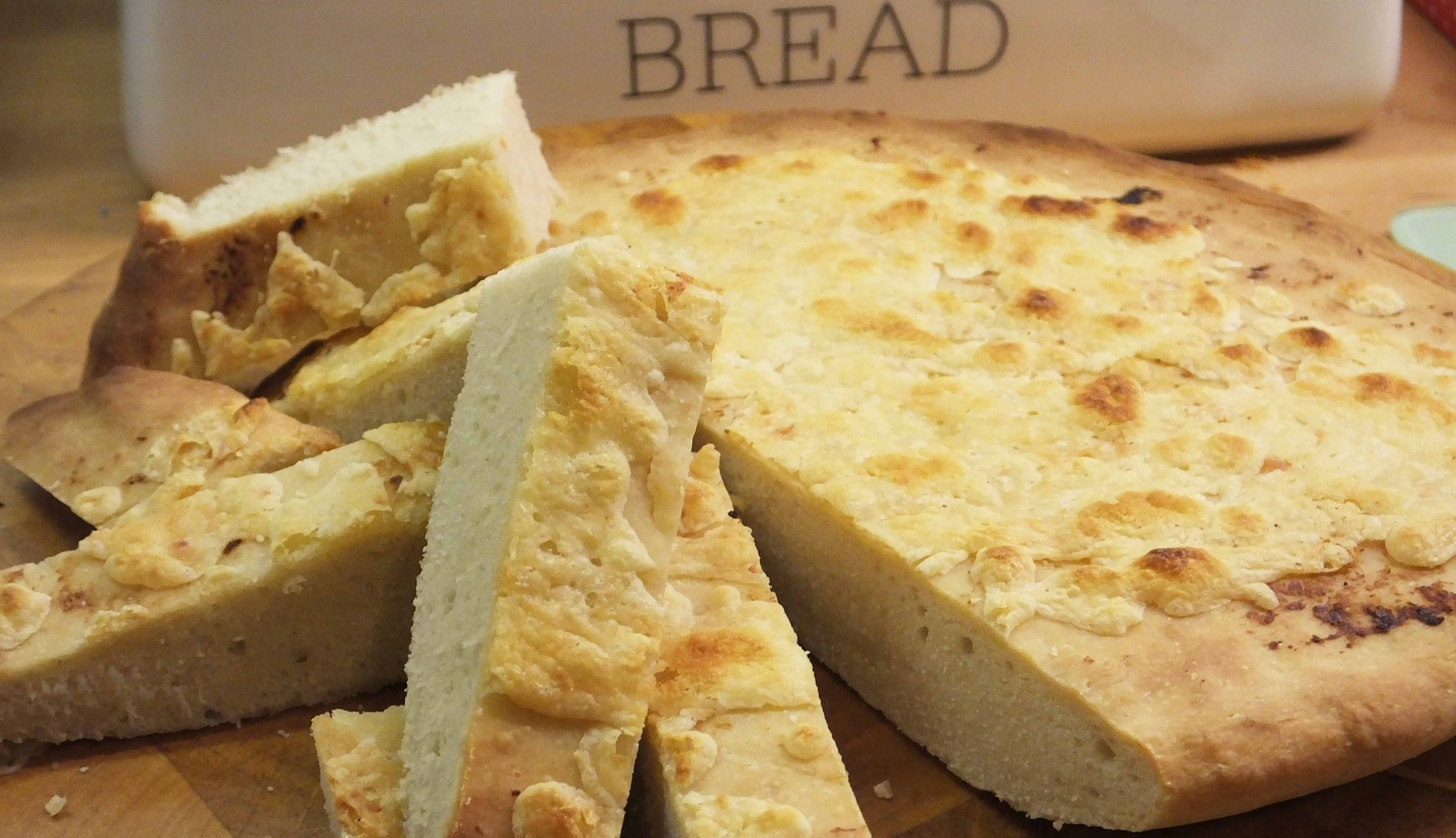 Quick and easy yeast free focaccia bread recipe - Pikalily ...