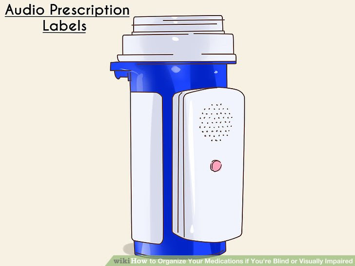 Organize Your Medications if You're Blind or Visually Impaired Step 4.jpg