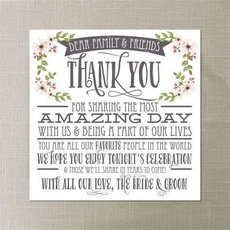 Wedding Thank You Cards that Make Writing Them a Piece of