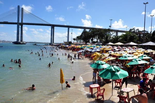 Boletim de balneabilidade mostra que todas as praias pesquisadas estão próprias para banho