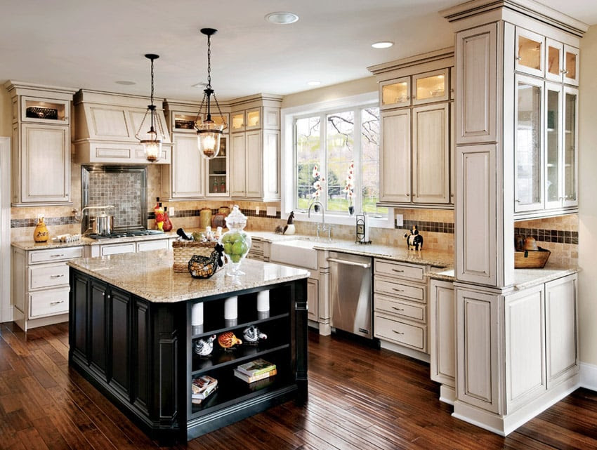 47 Beautiful Country Kitchen Designs (Pictures) - Designing Idea