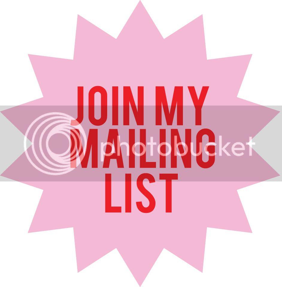 Join Kitiya Palaskas mailing list button