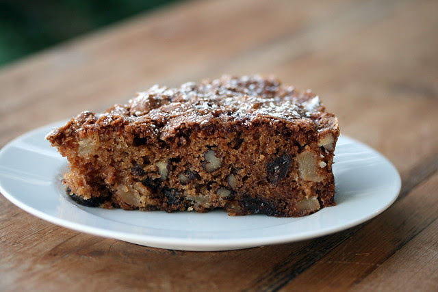 Apple Snacking Cake - Flour Bakery