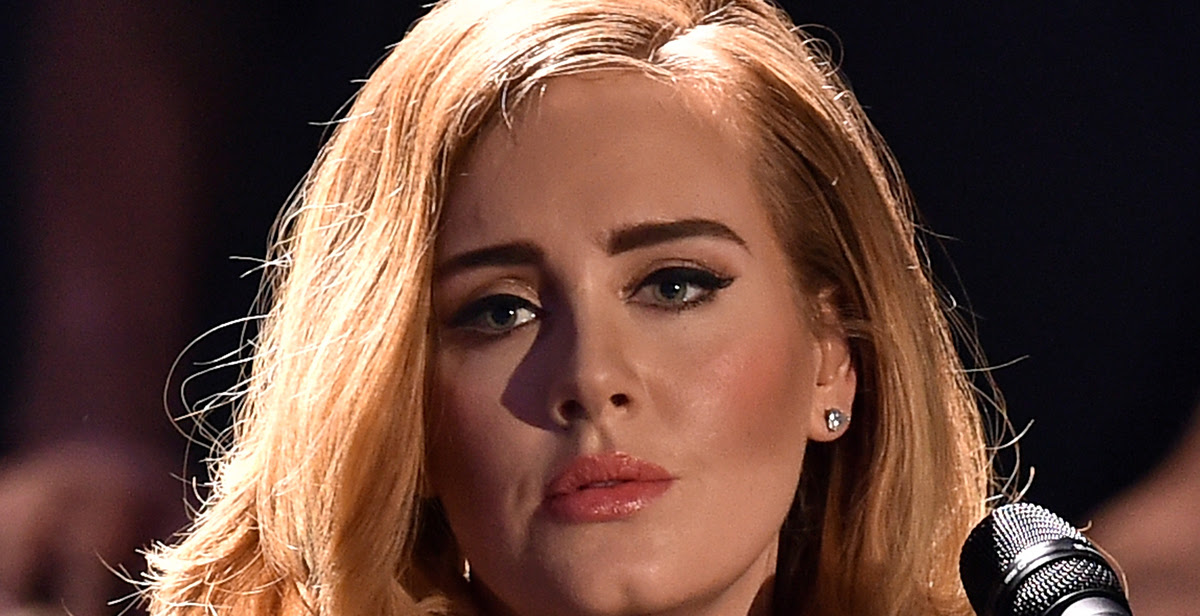 Adele's BFF Alan Carr Has Something to Say About Her ...