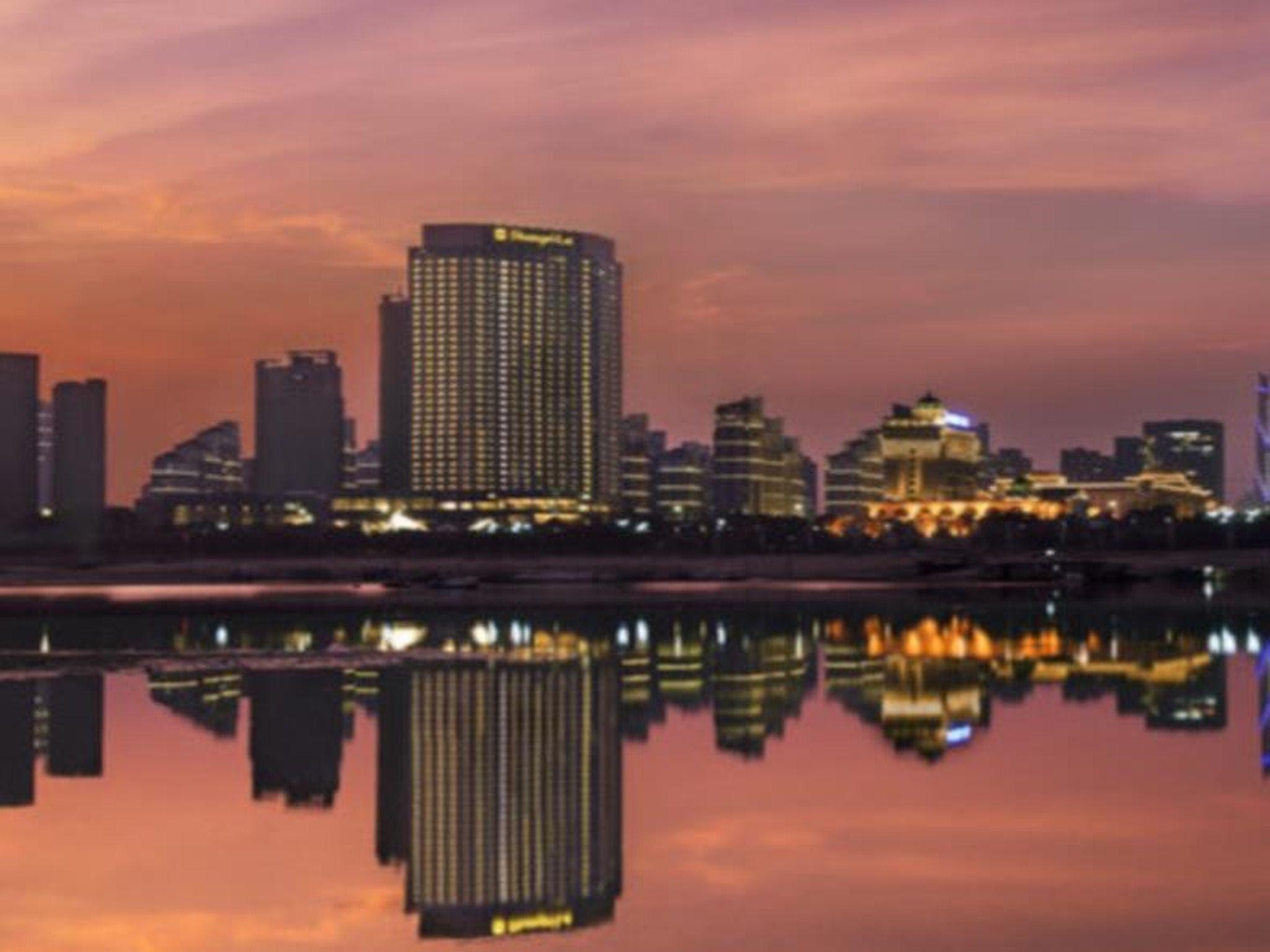Review Shangri-La Hotel Nanchang