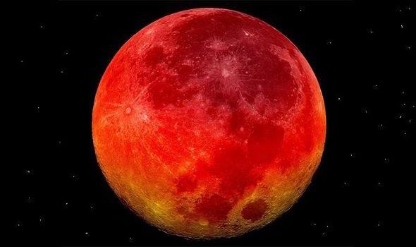 """APOCALIPSE NOW: Hoje a noite, evento astrológico raro poderá anunciar o """"Fim dos Dias"""" - Será?"""