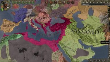 A D 633 Rise Of Islam At Crusader Kings 2 Nexus Mods
