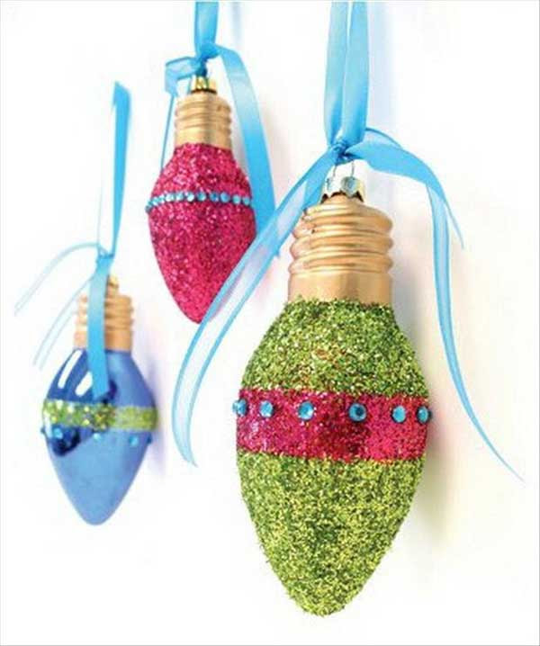 20 DIY Christmas Decorations And Crafts Ideas