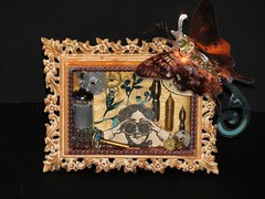 Alarm Clock Steampunk Collage 018