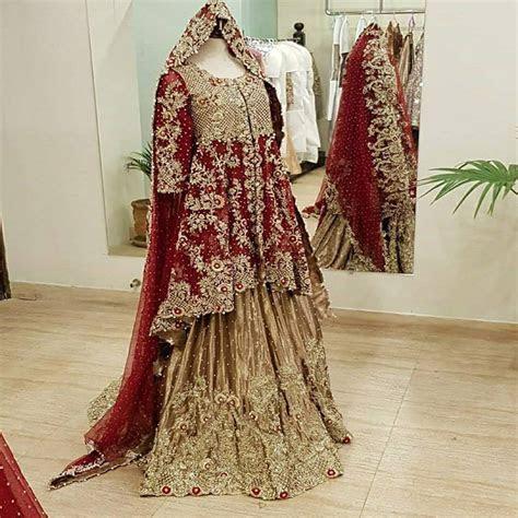 Designer Pakistani Bridal Dress   Pakistani Designer