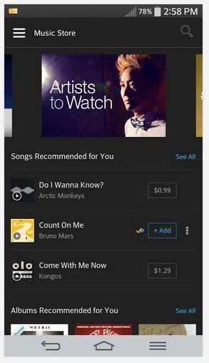 telecharger amazon  audio musique les numeriques