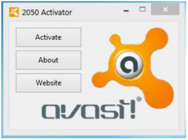 Avast Permanent Activator Valid Until 2050 v7.0 Final