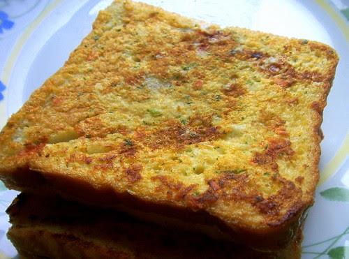 Masala Toast