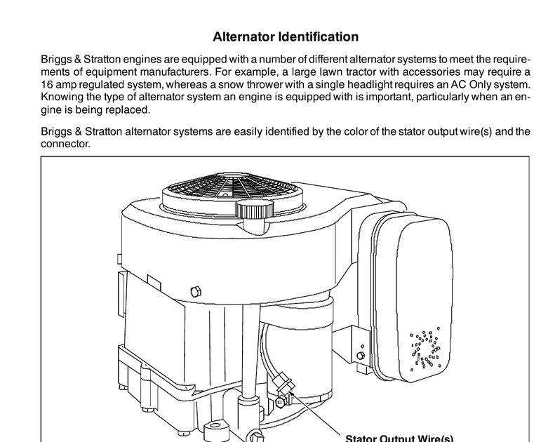 Alternator Diode Wiring Diagram